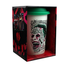 Suicide Squad The Joker Ceramic Travel Mug