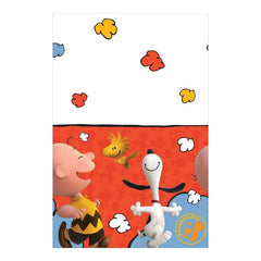 Snoopy Peanuts Table Cover