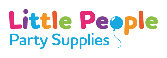Little people party supplies