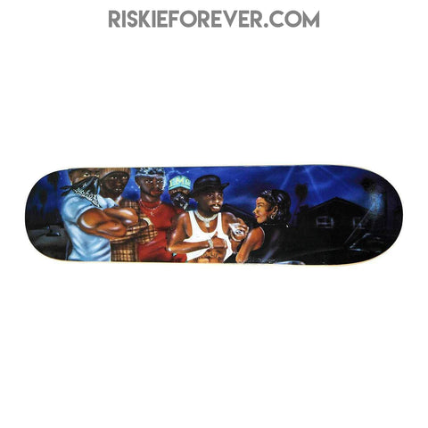 All Eyez On Me Skateboard Deck