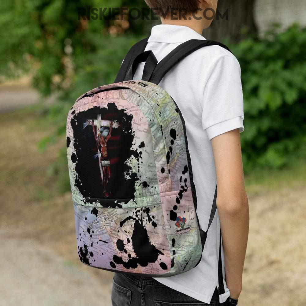 The 7 Day Theory Backpack - Limited Edition! (INTERNATIONAL)