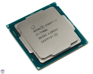 Core I7 7700k (version Bulk*)
