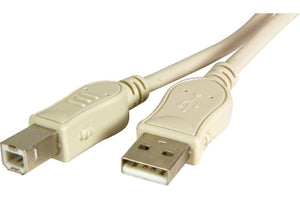 Cable USB -> USB imprimante 1.8m