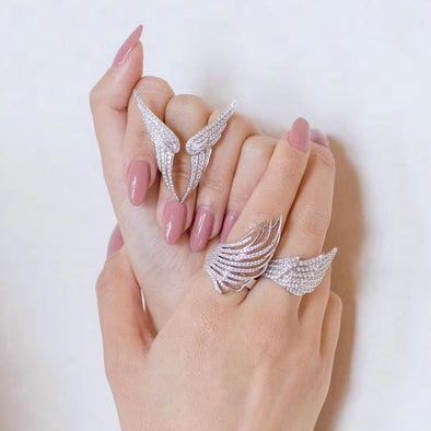 Fly Away With Me Ring Set (1 pcs)