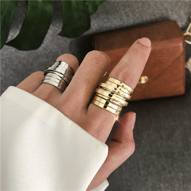 Minimalist Ring Set