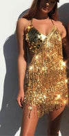 Dare To Be Different Sequin Dress