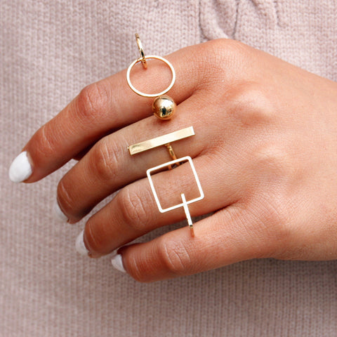 Timeless Ring Set