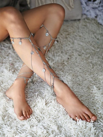 Wild Child Anklet