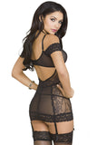 Allison Seduction Chemise Set
