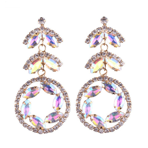 Daisy Drop Earring