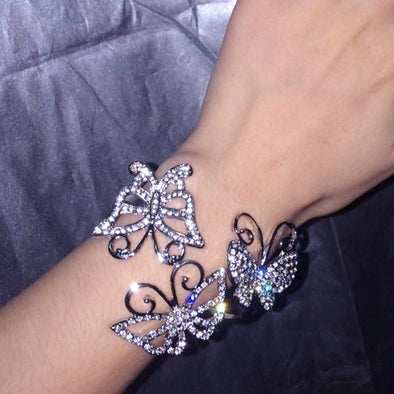 Butterfly Bliss Bracelet