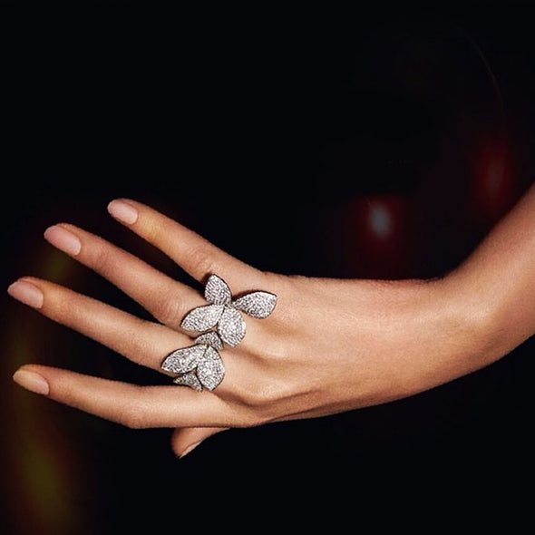Charming Eli Ring/Earring