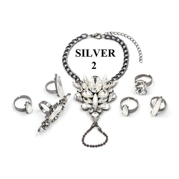 Diva Vibe Bracelet Set - Fashion Cheekz