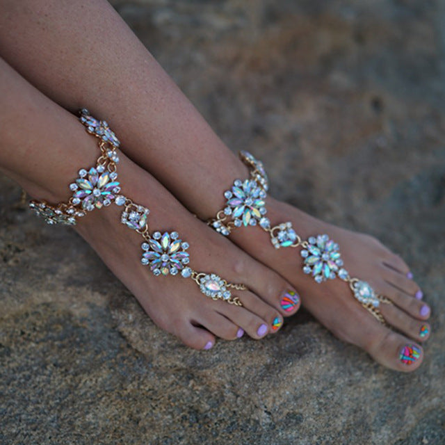 Love Time Anklet