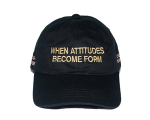 When Attitudes Becomes Form