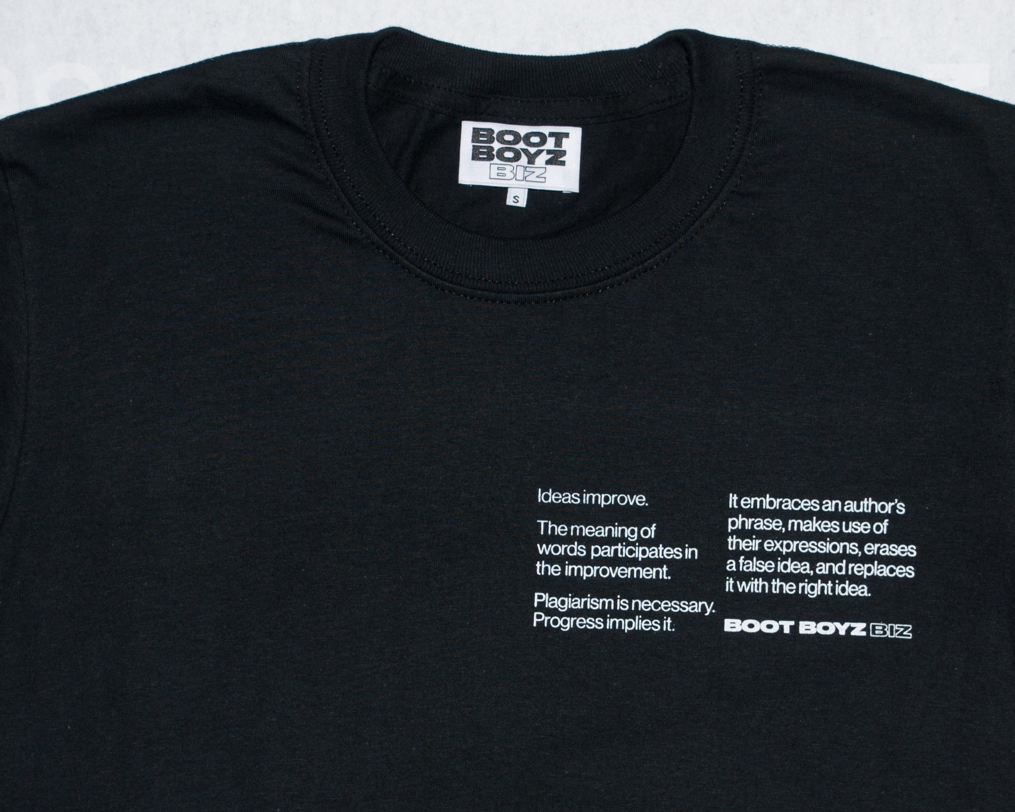 Group 9 BB Tee