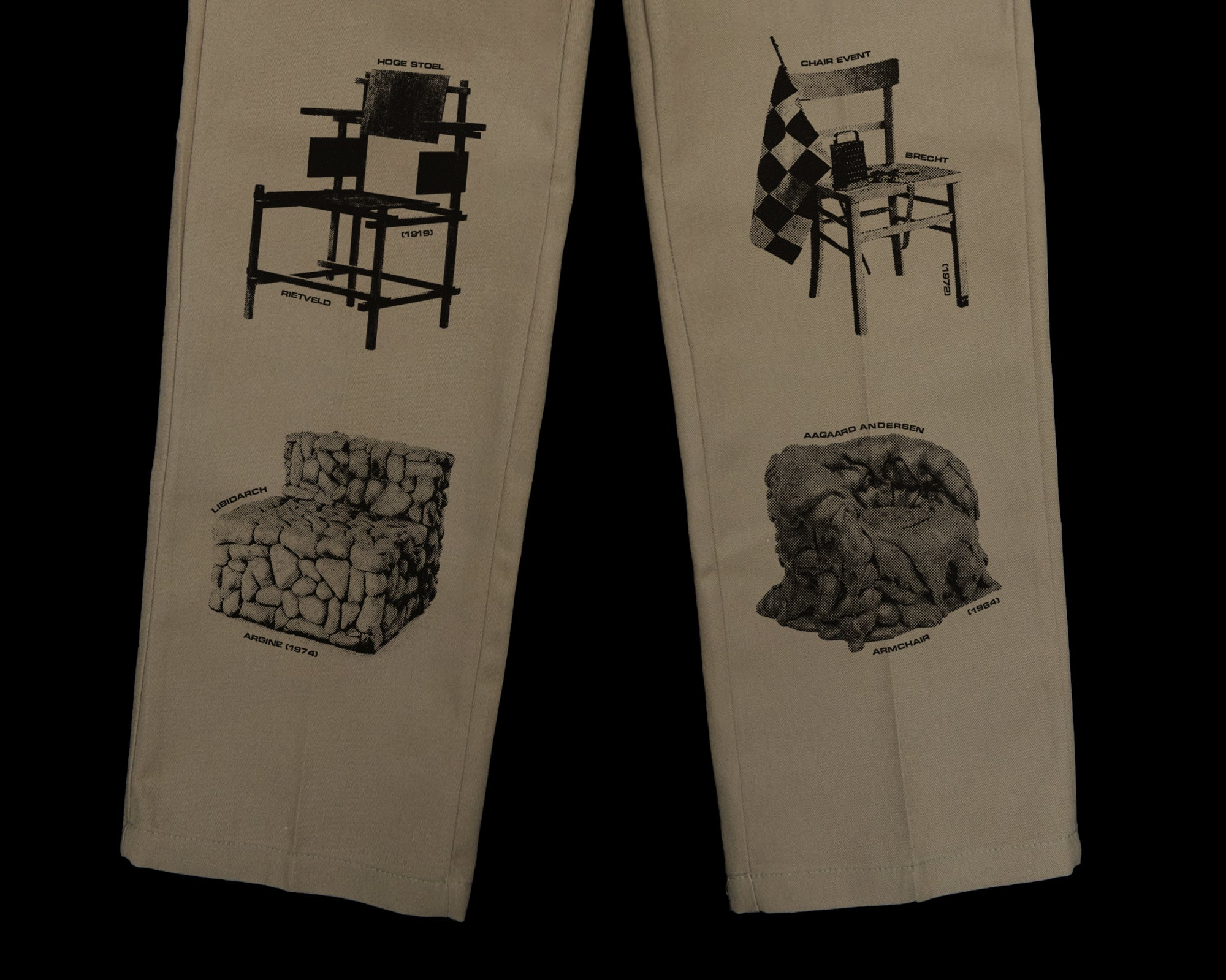 Chair Pants