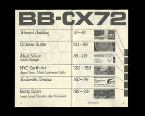 BB-CX72 Book