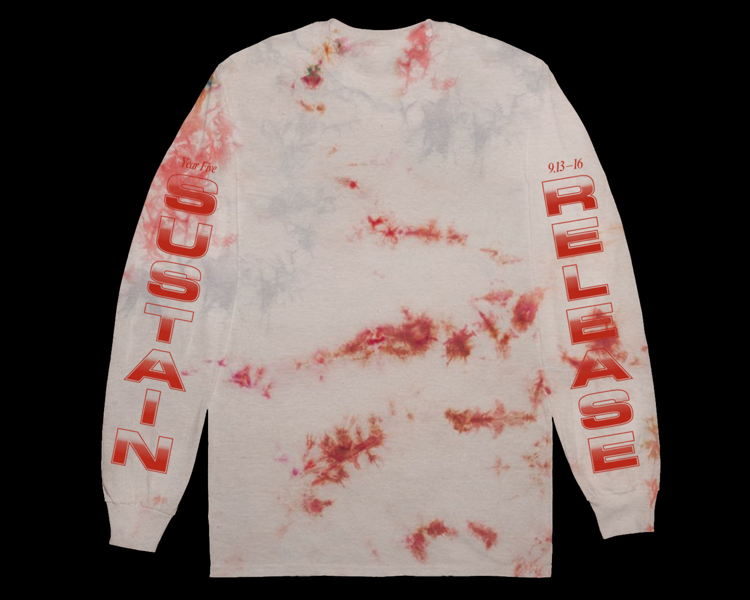 S ––– R Dye Long Sleeve