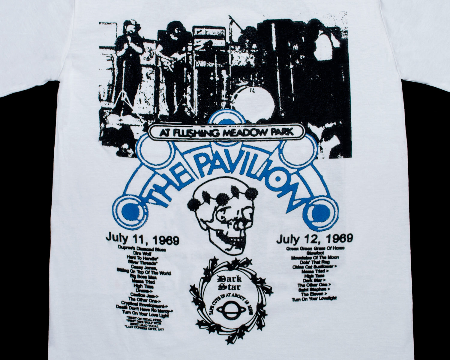 Grateful Dead - NYC Pavilion '69