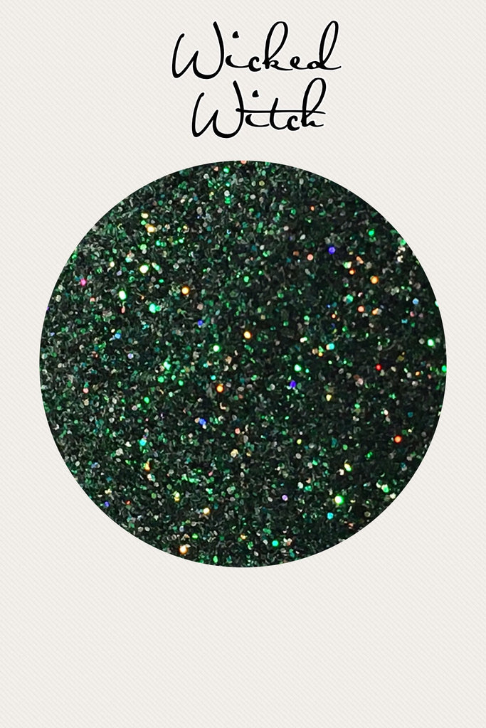 Wicked Witch Custom Mix Glitter