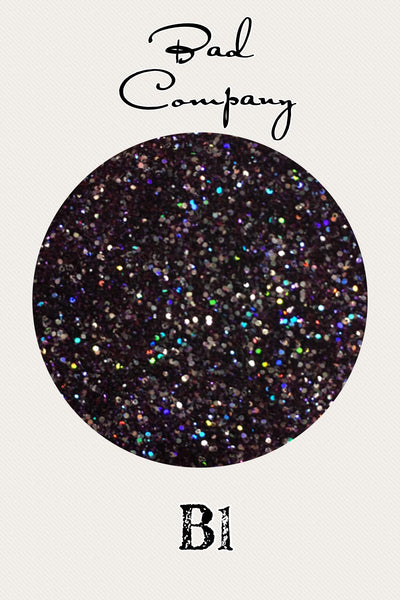 Bad Company Custom Mix Glitter