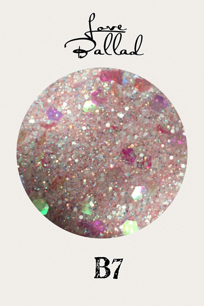 Love Ballad Custom Mix Glitter