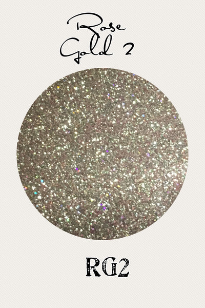 Rose Gold 2 Custom Mix Glitter