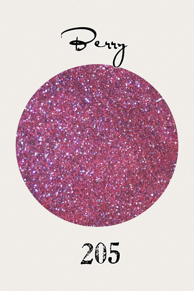 Berry Ultrafine Iridescent Glitter