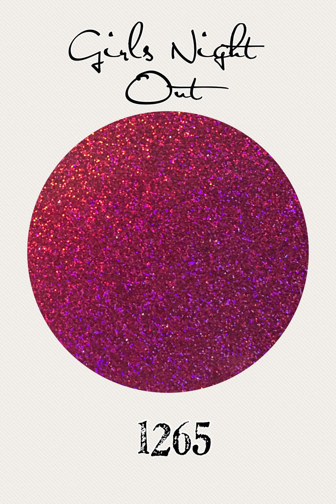 Girls Night Out Hologram Ultrafine Glitter