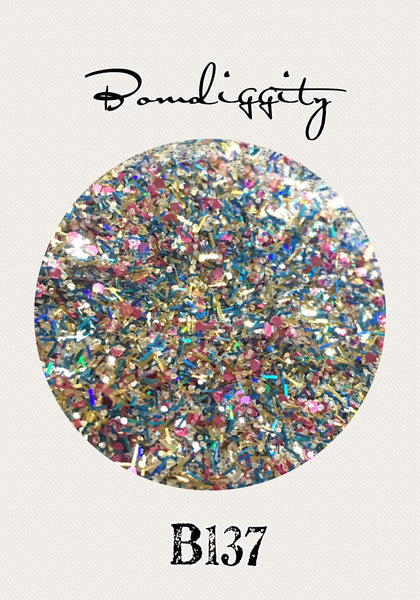 Bomdiggity Custom Mix Glitter