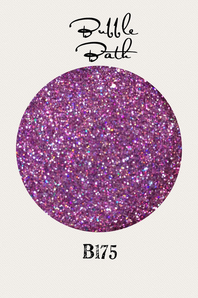 Bubble Bath Custom Mix Glitter