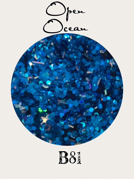 Open Ocean Custom Mix Glitter