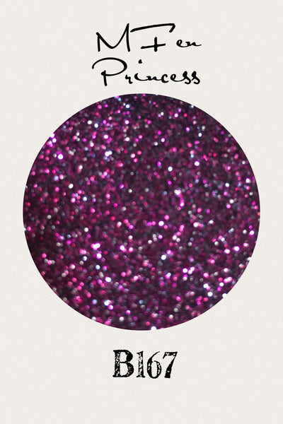 MF'en Princess Custom Mix Glitter