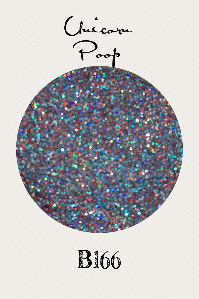 Unicorn Poop Ultrafine Glitter