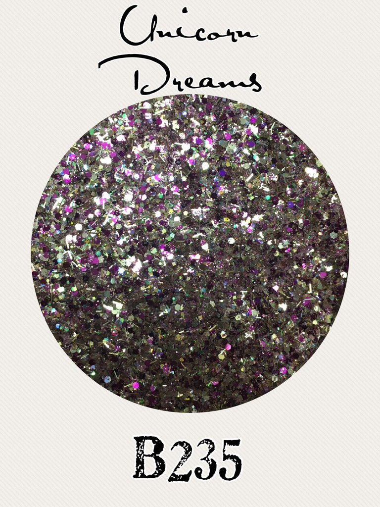 Unicorn Dreams Custom Mix Glitter