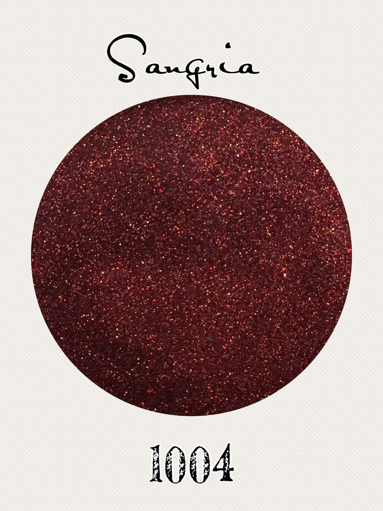 Sangria Hologram Ultrafine Glitter