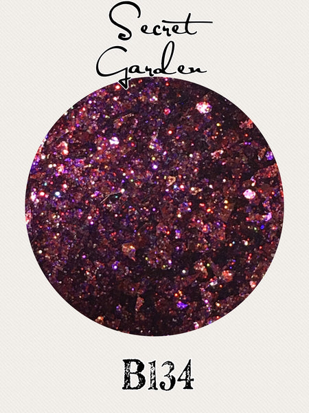 Secret Garden Custom Mix Glitter