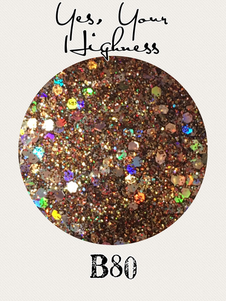 Yes, Your Highness Custom Mix Glitter