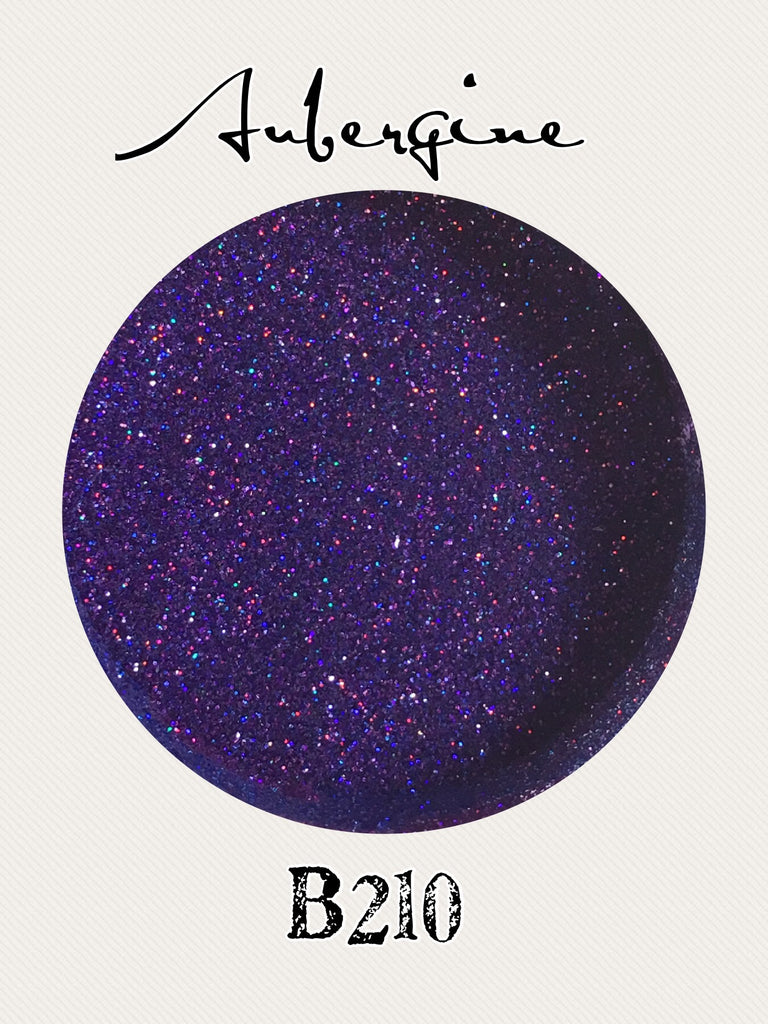 Aubergine Holo Ultrafine Mix Glitter