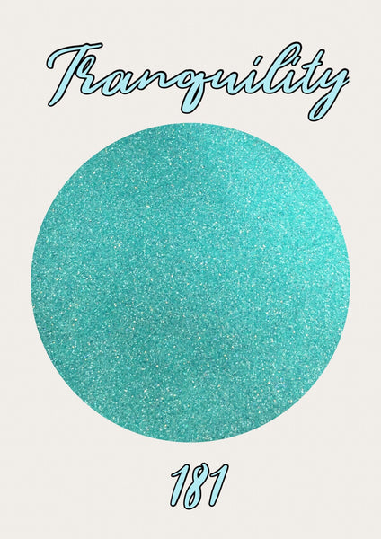 Tranquility Ultrafine Pearlescent Glitter