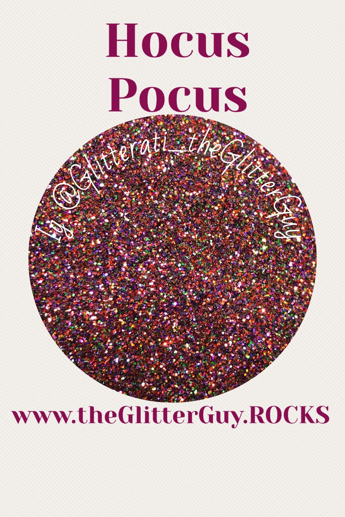 Hocus Pocus Ultrafine Glitter Mix