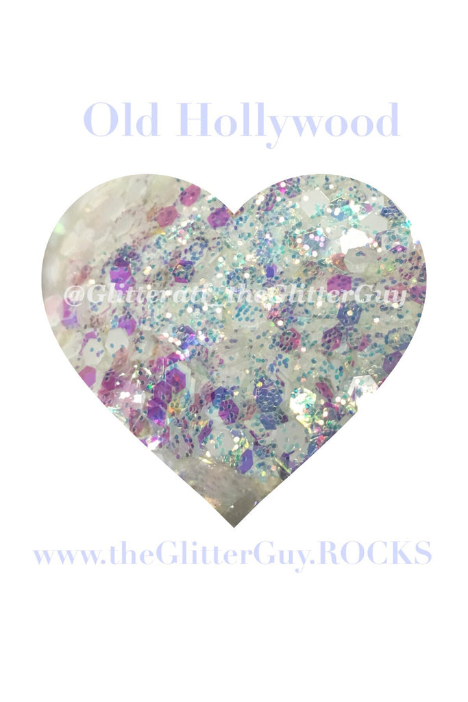 Old Hollywood Chunky Glitter Mix