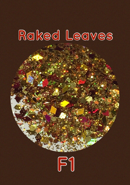 Raked Leaves Chunky Custom Mix