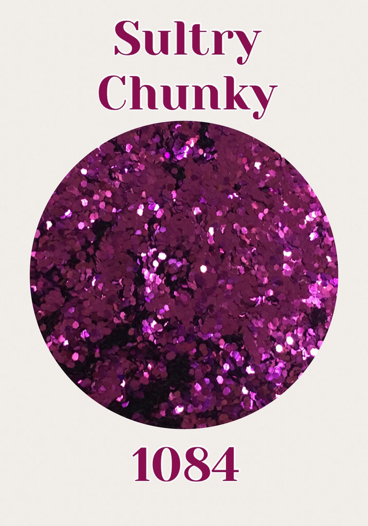 Sultry Chunky Glitter