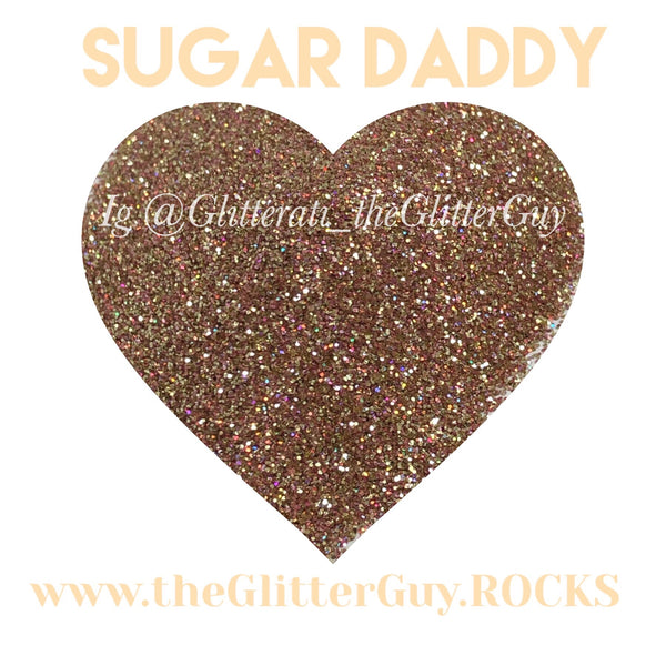 Sugar Daddy Ultrafine Glitter Mix
