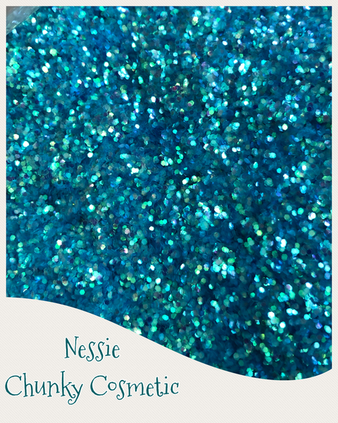 Nessie Chunky Cosmetic Glitter