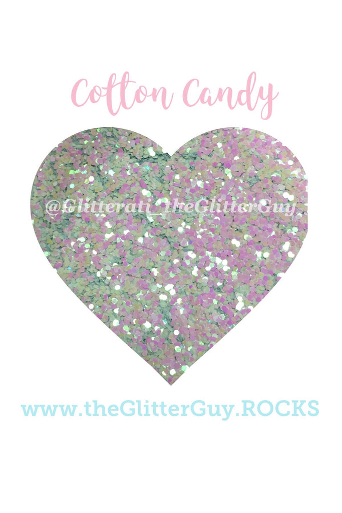 Cotton Candy Color Shifting Glitter