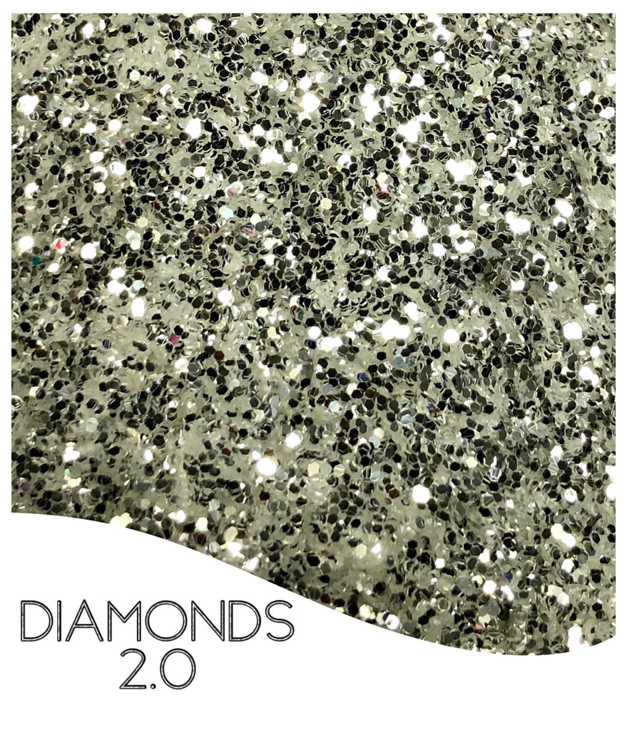 Diamonds 2.0 Chunky Glitter