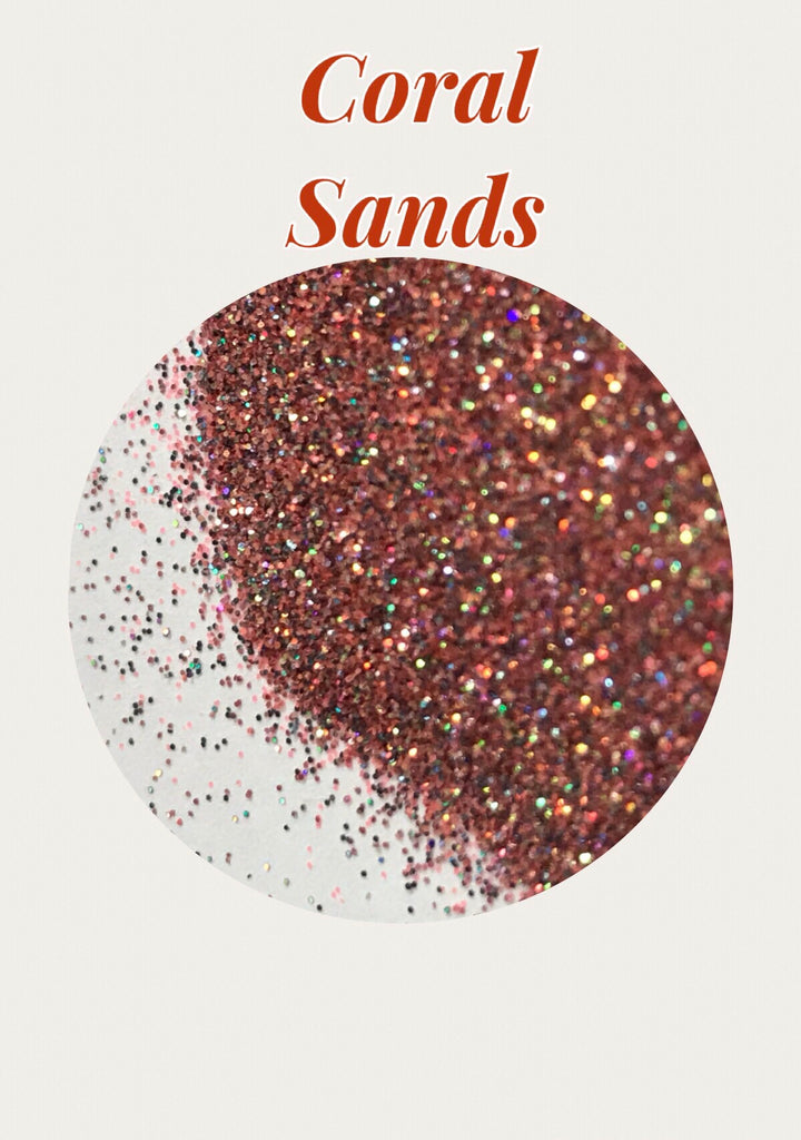 Coral Sands Custom Mix Glitter